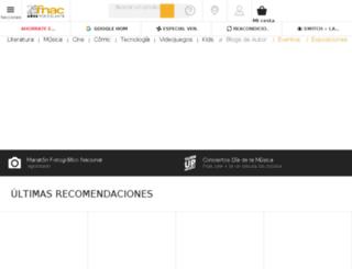 tiendas.fnac.es screenshot