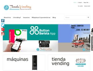 tiendavendingshop.com screenshot