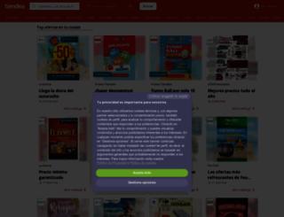 tiendeo.com screenshot