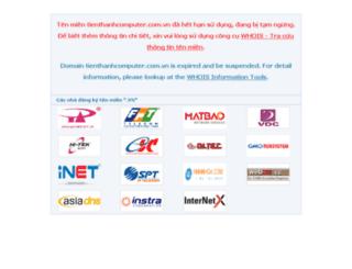 tienthanhcomputer.com.vn screenshot