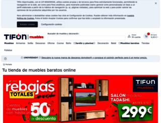 tifon.es screenshot