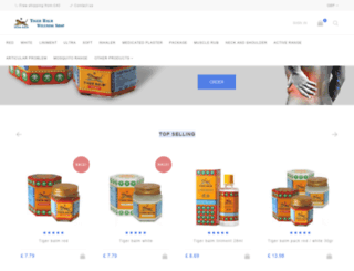 tiger-balm.org.uk screenshot