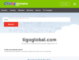 tigoglobal.com screenshot