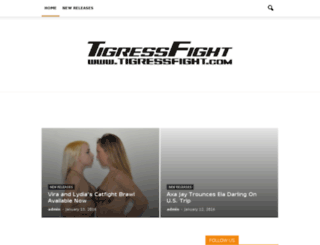 tigressfight.com screenshot