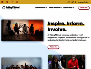 tigweb.org screenshot