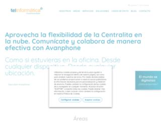 tii.es screenshot