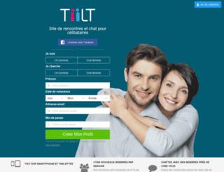 tiilt.com screenshot