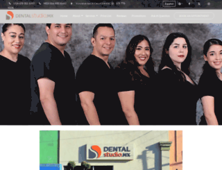 tijuanadentalstudio.com screenshot