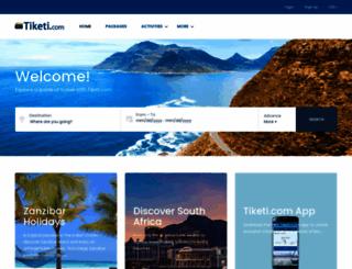 tiketi.com screenshot