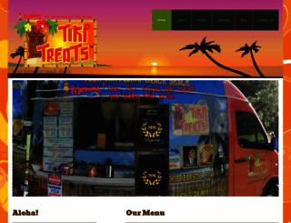 tikitreatsdc.com screenshot