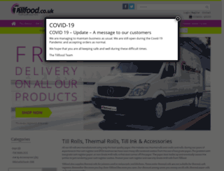 tillfood.co.uk screenshot