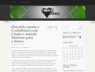 timaodiario.org screenshot