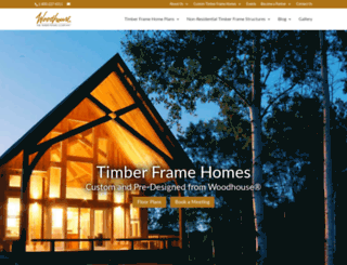 timberframe1.com screenshot