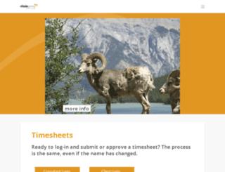 timberhorn.com screenshot