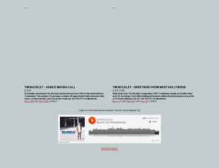 timbuckley.com screenshot