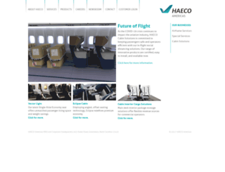 timco.aero screenshot