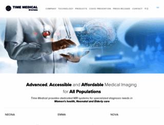 time-medical.com screenshot
