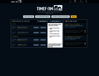 timeformus.com screenshot