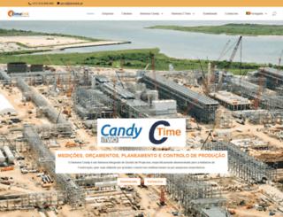 timelink.pt screenshot