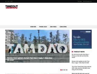 timeoutvietnam.com screenshot