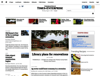 timesenterprise.com screenshot
