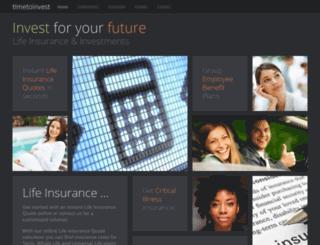 timetoinvest.ca screenshot