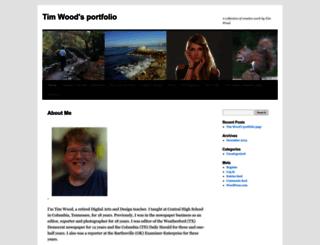 timmwood.com screenshot