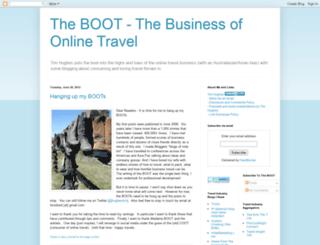tims-boot.blogspot.com screenshot