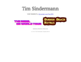 timsindermann.de screenshot
