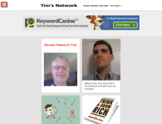 timsnetwork.com screenshot