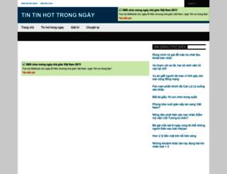 tin24hot.blogspot.com screenshot