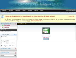 tinhchatmamdaunanh.divivu.com screenshot