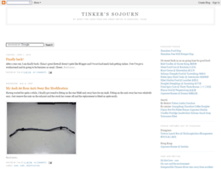 tinkers-sojourn.blogspot.fr screenshot