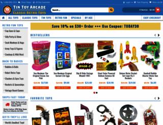 tintoyarcade.com screenshot