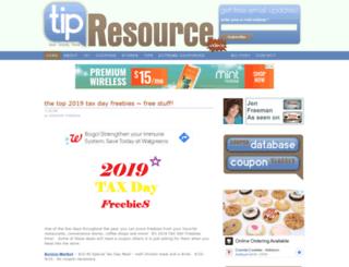 tipresource.com screenshot