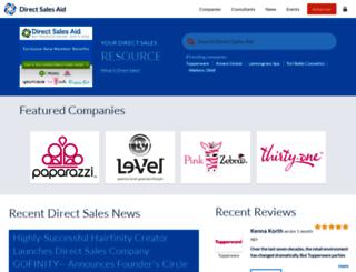 tips.directsalesaid.com screenshot