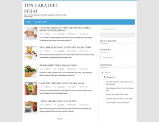 tipscaradietsehat7.blogspot.com screenshot