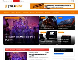 tipsenzo.nl screenshot