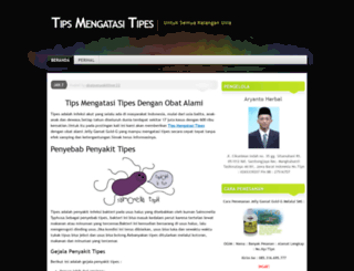 tipsmengatasitipes.wordpress.com screenshot