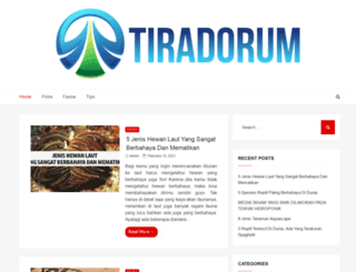 tiradorum.com screenshot