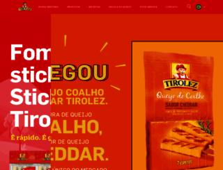 tirolez.com screenshot