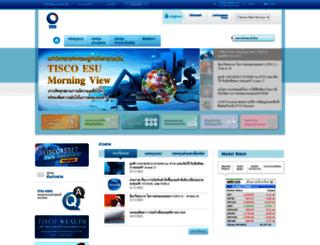 tiscoasset.com screenshot