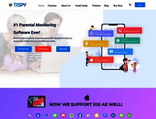 tispy.net screenshot