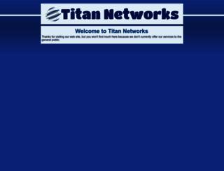 titan.net screenshot