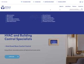 titanproducts.com screenshot