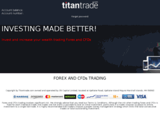 titantrade.com screenshot