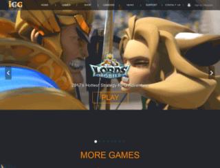 titanus.igg.com screenshot