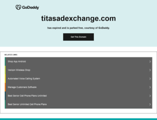 titasadexchange.com screenshot