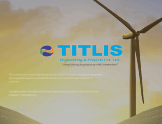 titlisindia.co.in screenshot