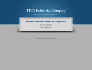tivaco.com screenshot